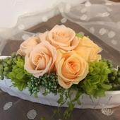 ご結婚のお祝いに福岡・新宮のプリザーブドフラワースクール【あんじぇりけ】